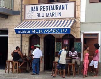blu marlin bar boavista