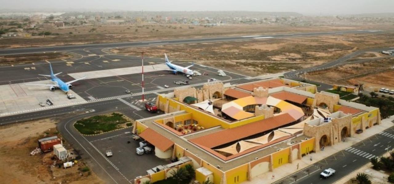 airport boavista