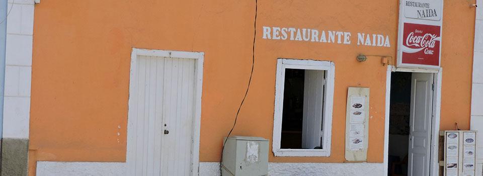 Naida restaurant boavista