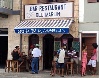 restaurant blu marlin boavista