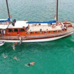 Passeio de barco na Boavista