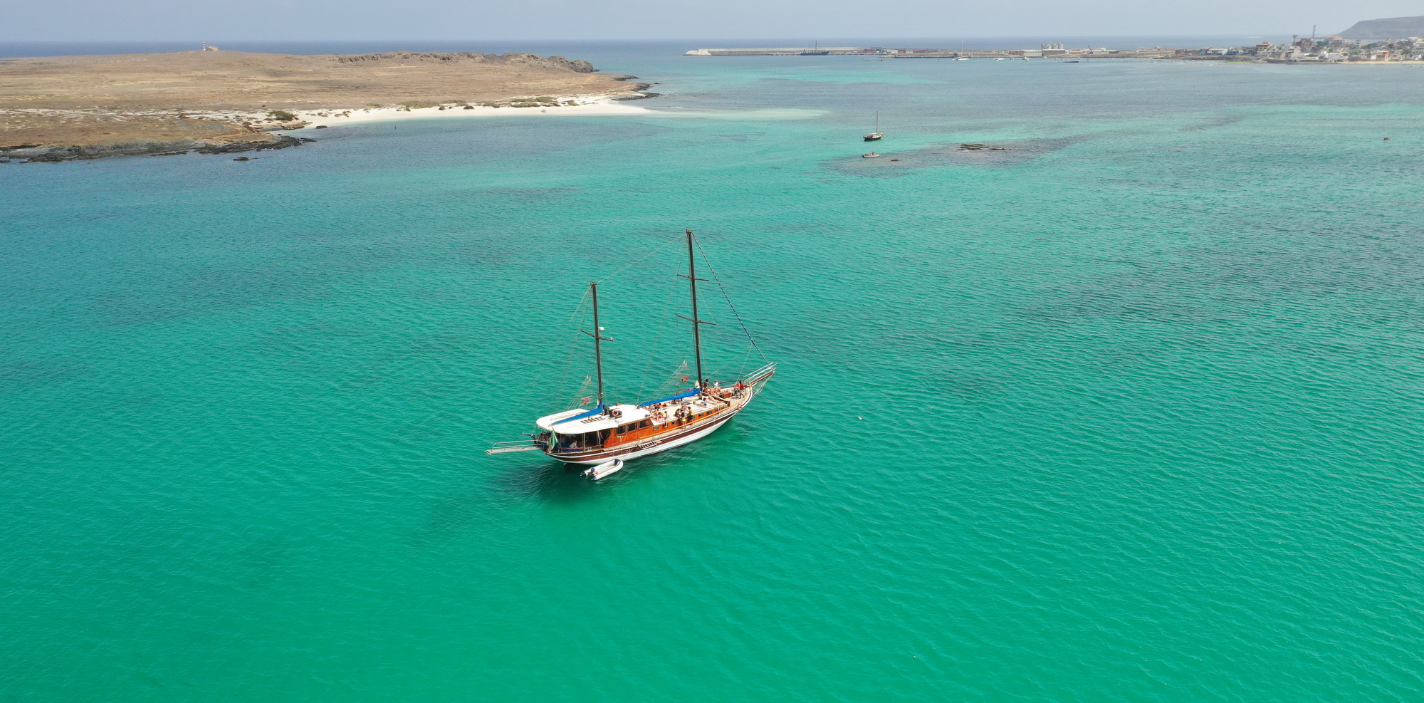boat excursion boa vista