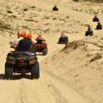 quad tour island boavista