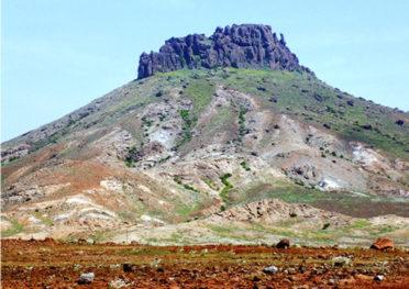 Pico Santo António Boavista