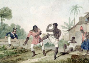 capoeira origens 1
