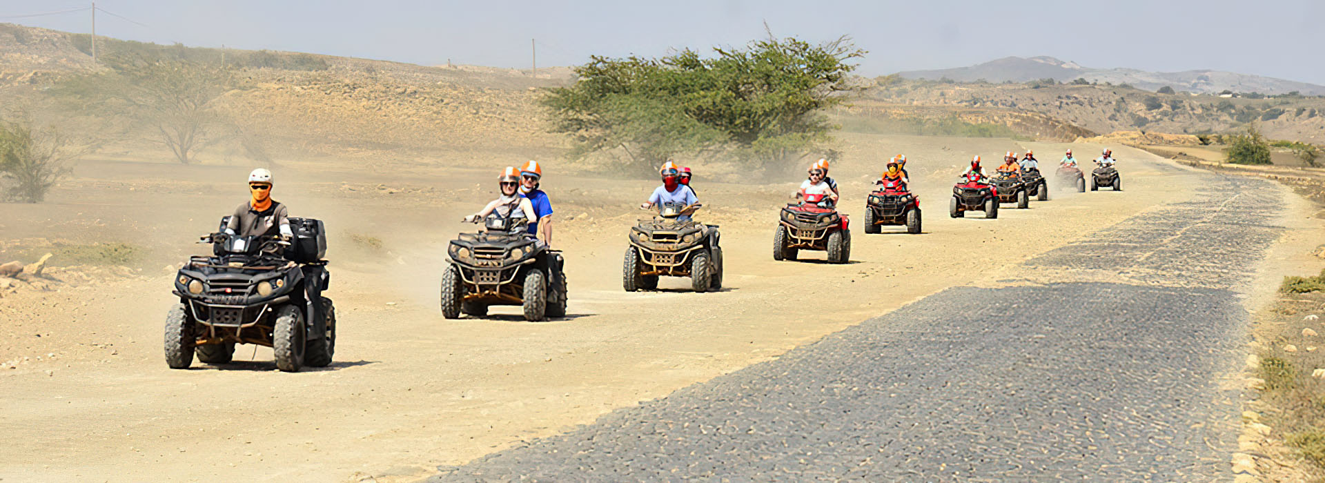 quad excursion boavista